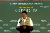 Juru Bicara Satuan Tugas Penanganan Covid-19 Wiku Adisasmito. Foto: kabar24