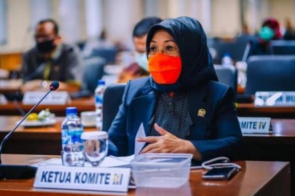 Ketua Komite III DPD RI Sylviana Murni.
