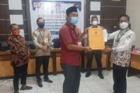 Pasangan DA-DI Menangi Pilkada Lampung Timur Hasil Rekapitulasi Suara KPU