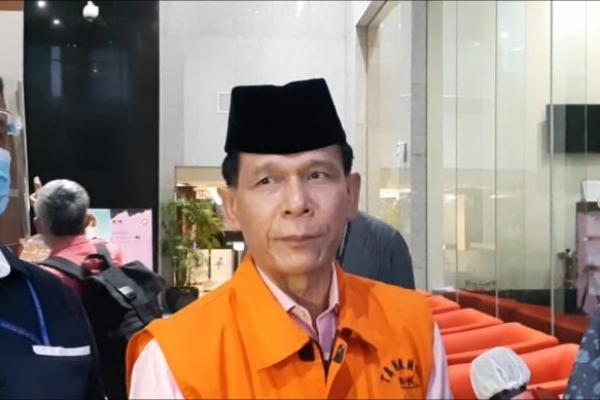Tersangka suao Proyek SPAM, Eks Anggota BPK RI, Rizal Djalil