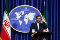 Juru Bicara Kementerian Luar Negeri Iran Saeed Khatibzadeh di Teheran, Iran pada 5 Oktober 2020 [Fatemeh Bahrami / Anadolu Agency]