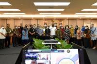 DPR Komit Implementasikan Keterbukaan Informasi