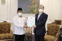 Ketum PKB, Abdul Muhaimin Iskandar (Gus AMI) menggelar pertemuan dengan Duta Besar China untuk Indonesia Xiao Qian