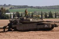 Tank Israel (Foto: Doknet)