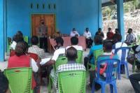 Kantor Desa di TTU Disegel, Polisi Turun Tangan