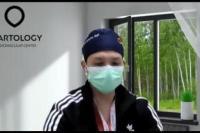 Ario Soerya Kuncoro, Dokter Jantung dan Pembuluh Darah dalam jumpa pers online yang diadakan Heartology Cardiovascular Center, Sabtu (08/05).