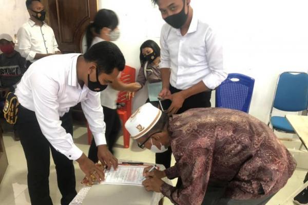 Pasca Putusan MK, Masyarakat Sabu Raijua Deklarasi PSU Aman dan Damai