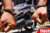 Dua Pelaku Curanmor di Sumba Barat Dibekuk Polisi