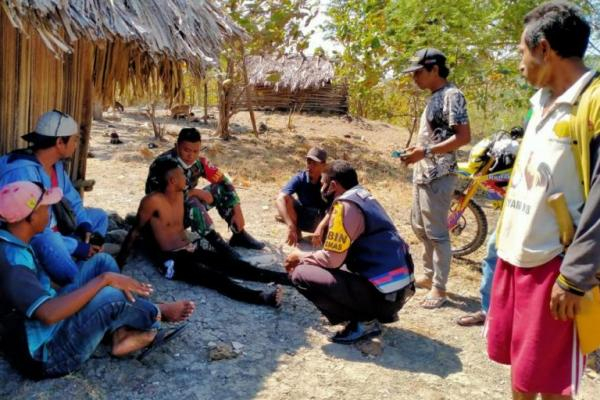 Tersesat 18 Jam di Hutan, Korban Pengeroyokan Pemuda Mabuk di Raknamo Ditemukan Selamat