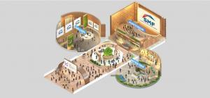 Gelaran expo properti virtual SMF Virtual Griya Expo 2021 yang diinisasi oleh PT Sarana Multigriya Finansial (Persero) atau SMF