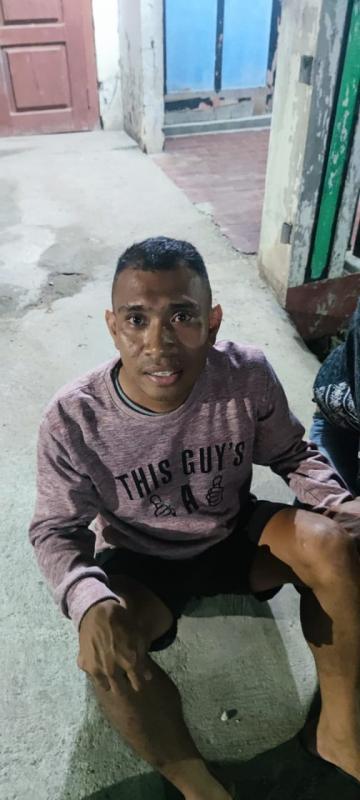 Dua Bulan Kabur, Polisi Bekuk Pelaku Penikaman di Kupang Depan ATM BNI Kelapa Lima